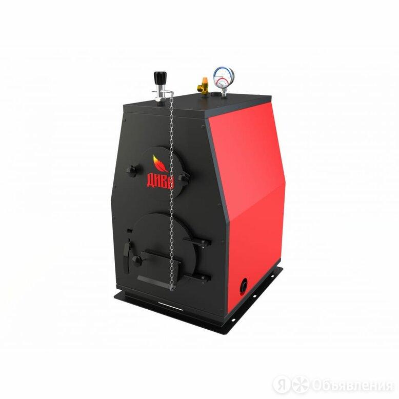 Твердотопливный котел Изуран ДИВО АВТ R-65 по цене 129990₽ - Отопительные котлы, фото 0