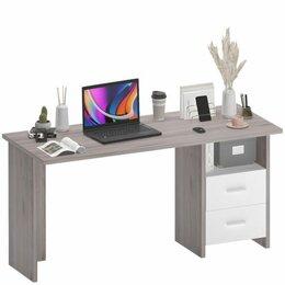Компьютерные и письменные столы - СКЛ-Прям150 компьютерный стол, 0