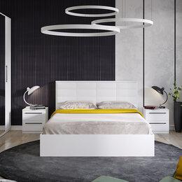 Кровати - Спальный гарнитур «Агата» №1, 0