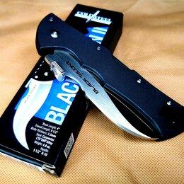 Ножи и мультитулы - Продам в Москве новый складной нож cold steel black talon ii plain edge 22bt , 0