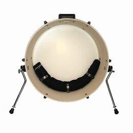 Аксессуары - Мозеръ MBD-1 сурдина для бас-барабана, гибкая, 0