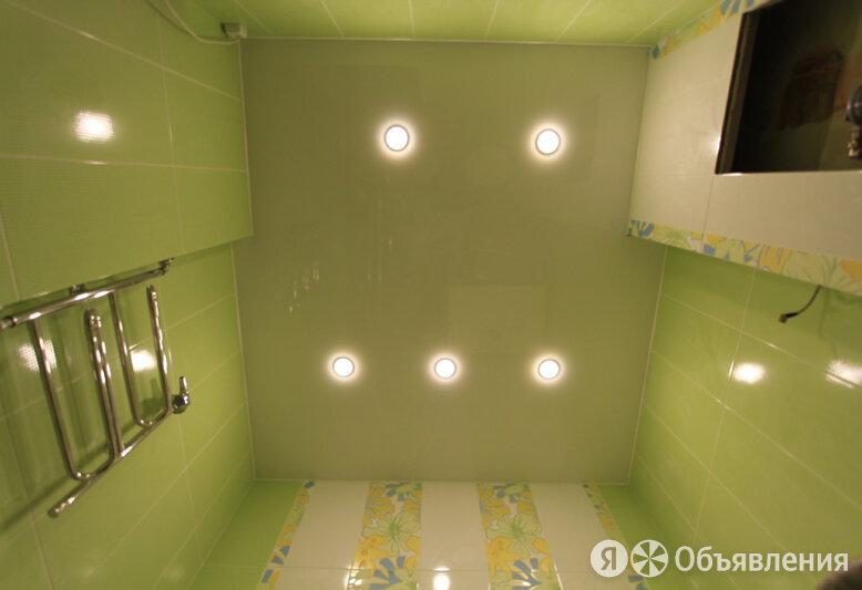 Натяжные потолки по цене 210₽ - Потолки и комплектующие, фото 0