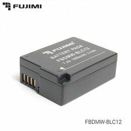 Аккумуляторы и зарядные устройства - FUJIMI FBDMW-BLS12 аккумулятор (аналог Panasonic…, 0