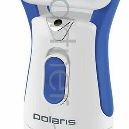 Инструменты - Педикюрный набор Polaris Psr 1016r белый/синий, 0