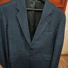 Костюмы - Мужской шерстяной костюм. Размер 50 - 52, 0