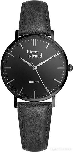Наручные часы Pierre Ricaud P51074.B214Q по цене 5600₽ - Наручные часы, фото 0