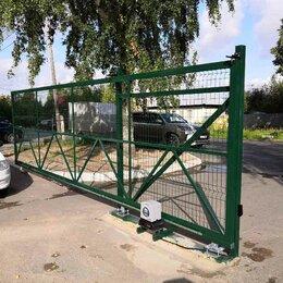 Заборы, ворота и элементы - Забор 3D/ Ворота, калитки, 0
