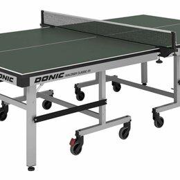 Столы - Теннисный стол профессиональный stiga optimum 30, 0
