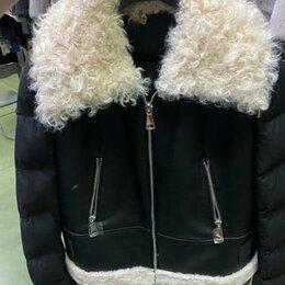 Куртки - Куртка мужская кожаная зима, 0