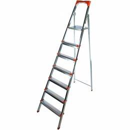 Лестницы и стремянки - Стальная лестница-стремянка РОС 65335, 0