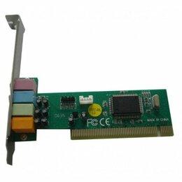 Звуковые карты - Звуковая карта PCI 8738 4.0 bulk, 0
