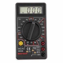 Измерительные инструменты и приборы - Мультиметр цифровой м830в, 0