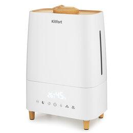 Очистители и увлажнители воздуха - Увлажнитель воздуха «2 в 1» KITFORT KT-2811 , 0
