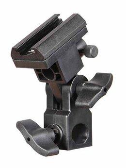 Аксессуары для фотовспышек - Grifon HSH-A держатель для накамерной вспышки , 0