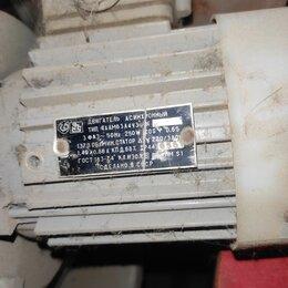 Производственно-техническое оборудование - Двигатель асинхронный , 0