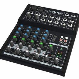 Микшерные пульты - Mackie Mix8 8-канальный микшерный пульт, 0
