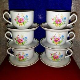 Кружки, блюдца и пары - Чайные пары Барановка, 0
