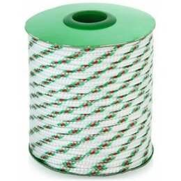 Веревки и шнуры - Шнур полипропиленовый плетеный 6мм 24пр.30м, 0