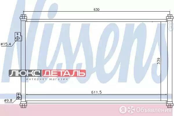NISSENS 94733 Радиатор кондиционера  по цене 4815₽ - Отопление и кондиционирование , фото 0