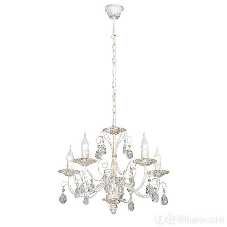Подвесная люстра Vitaluce V1180/5 по цене 7682₽ - Люстры и потолочные светильники, фото 0