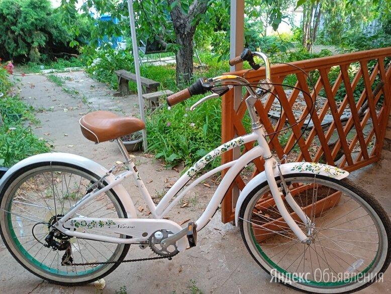 Велосипед круизер Nirve Белый лебедь по цене 25000₽ - Велосипеды, фото 0