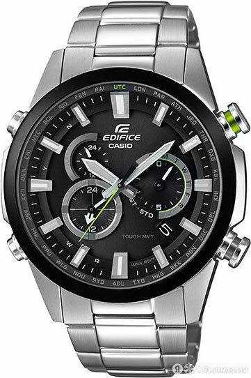Наручные часы Casio EQW-T640DB-1A по цене 32740₽ - Наручные часы, фото 0