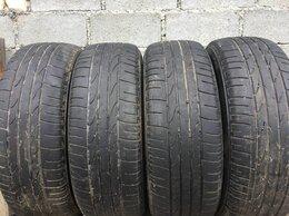 Шины, диски и комплектующие - 4 шины б/у Bridgestone Dueler H/P Sport 215/65…, 0