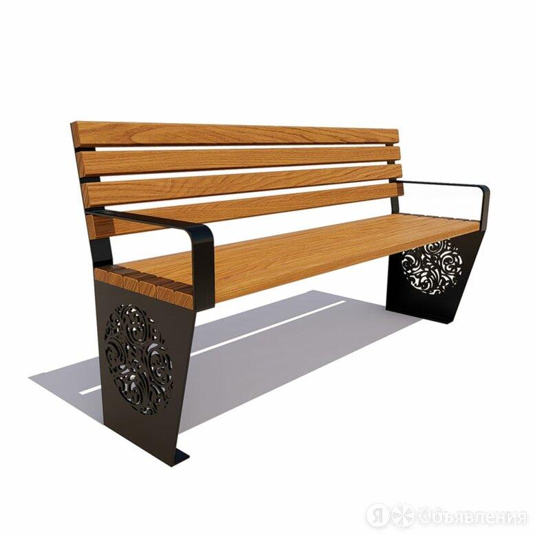 Скамейка 7 скамеек Индия по цене 25035₽ - Скамейки, фото 0