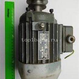 Электроустановочные изделия - Электродвигатель асинхронный тип 4ААМ56В4Т2 №3622 3фаз 1370 об/мин, 0