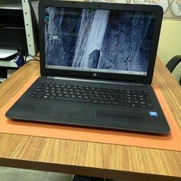 Ноутбуки - Современный ноутбук HP Intel + 4 Gb + SSD, 0