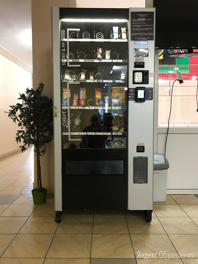 Вендинг, Снековый автомат Bianchi bvm 681 по цене 130000₽ - Торговля, фото 0