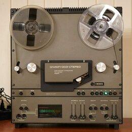 Музыкальные центры,  магнитофоны, магнитолы - Магнитофон приставка Олимп 003, 0