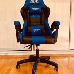 Компьютерные кресла - Кресло компьютерное игровое Emperor camp, 0