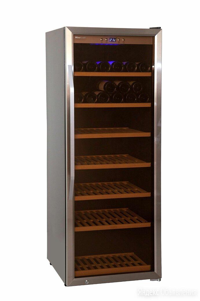Винный шкаф Wine Craft SC-137M Grand Cru по цене 92900₽ - Винные шкафы, фото 0