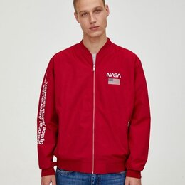 Куртки - Куртка nasa pull and bear, 0