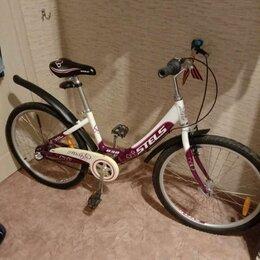 Велосипеды - Велосипед stels подростковый, 0