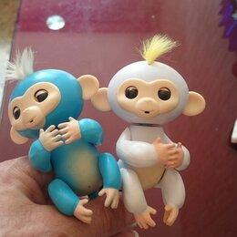 Развивающие игрушки - Интерактивные обезьянки fingerlings, 0