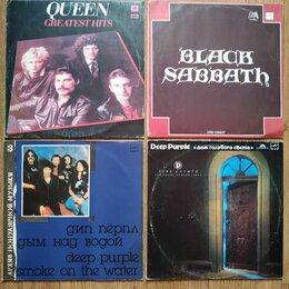 Виниловые пластинки - Пластинки. Pink Floyd + Led Zeppelin + Black Sabbath + Queen, 0