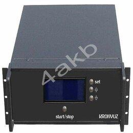 Аккумуляторы и зарядные устройства - Зарядно-десульфатирующий модуль ZEVS-RACK-DB, 0