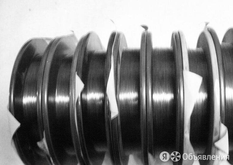 Проволока вольфрамовая 60 мкм ВМ по цене 7₽ - Металлопрокат, фото 0