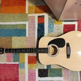 Акустические и классические гитары - Акустическая гитара Squier by Fender , 0