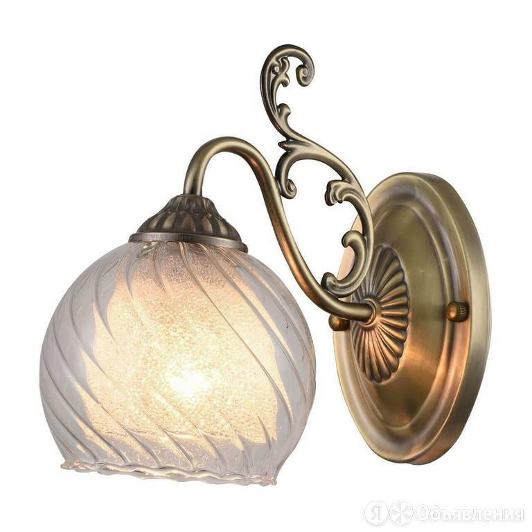 Бра Arte Lamp CHARLOTTE A7062AP-1AB по цене 1910₽ - Бра и настенные светильники, фото 0