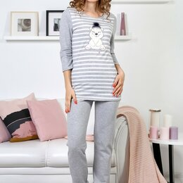 Домашняя одежда - Костюм женский Милашка-2, 0