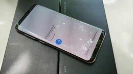 Мобильные телефоны - Телефон samsung galaxy s8, 0