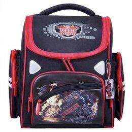 Рюкзаки, ранцы, сумки - ACR15-211-4 ЭКРОСС Ранец  Чёрный/красный Мал, 0
