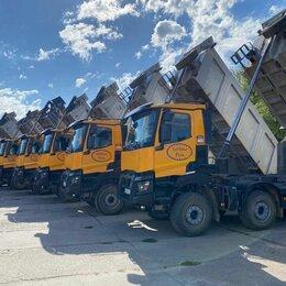 Аренда транспорта и товаров - Аренда спецтехники(грузовики-самосвалы). Продажа и доставка инертных материалов., 0