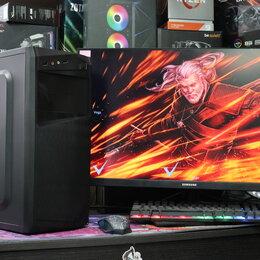Настольные компьютеры - Игровой ПК Ryzen 3 1200 GTX 1650 Super 4GB 8GB RAM 120 GB RNDM NEW, 0