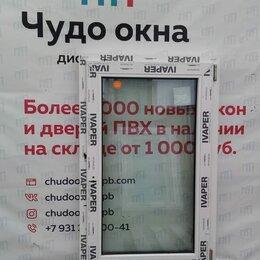 Окна - Окно, ПВХ Ivaper 62мм, 1150(В)х720(Ш) мм, 0