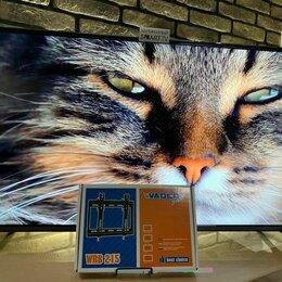 """Телевизоры - Телевизор 42"""" Smart настроен +настенное крепление, 0"""