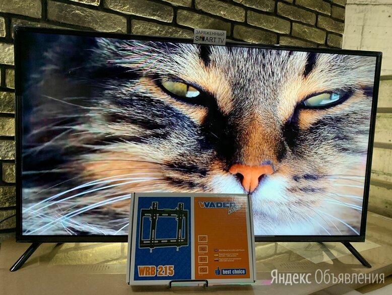"""Телевизор 42"""" Smart настроен +настенное крепление по цене 23500₽ - Телевизоры, фото 0"""